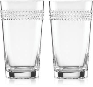Kate Spade Wickford Highball Glasses, Set of 2