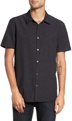 John Varvatos Mayfield Slim Fit Short Sleeve Sport Shirt