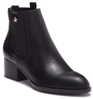 Tommy Hilfiger Black Leather Women S Boots Shopstyle
