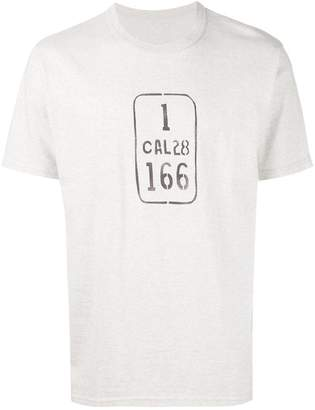 Visvim printed T-shirt