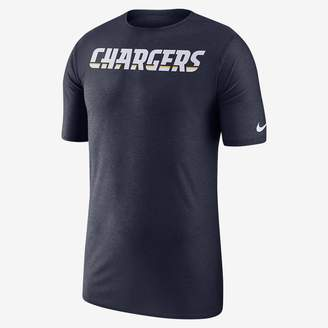 Nike Dri-FIT Player (NFL Chargers) Men's Short Sleeve Top