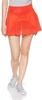 adidas (アディダス) - [アディダス] テニスウェア aSMC Q3 スカート EUF29 [レディース] コアレッド S17 (DN2512) 日本 XS (日本サイズXS相当)