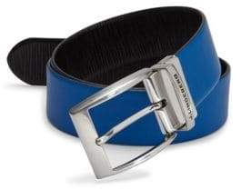 J. Lindeberg Golf Asher 40 Structured Leather Belt