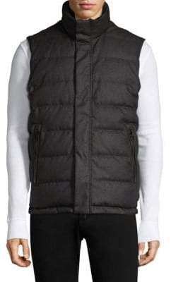Tumi Reversible Down-Filled Vest