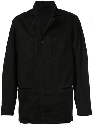 11 By Boris Bidjan Saberi multi-pocket shirt jacket