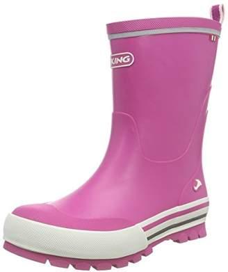 Viking Jolly, Girls Multisport Outdoor Shoes,(25 EU)