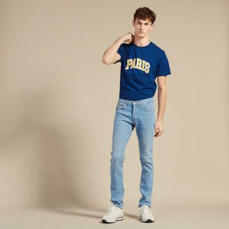 Sandro Faded jeans with a narrow cut