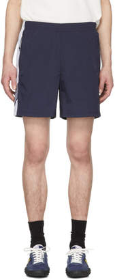 Perks And Mini Navy Nylon Persp-Active Shorts