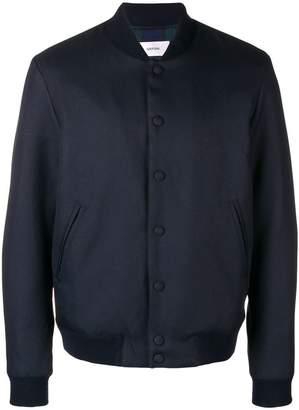 Mauro Grifoni press stud bomber jacket