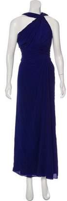 Elie Saab Sleeveless Evening Dress