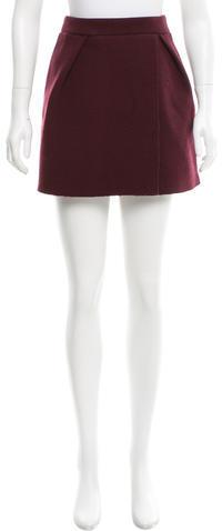 IROIro Wool Mini Skirt