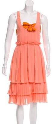 See by Chloe Sleeveless Knee-Length Dress