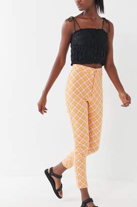 Urban Outfitters Ingrid High Rise Stretch Pinup Pant