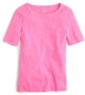Women's J.crew New Perfect Fit T-Shirt $24.50 thestylecure.com