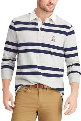 Chaps Men's Classic-Fit Rugby Shirt