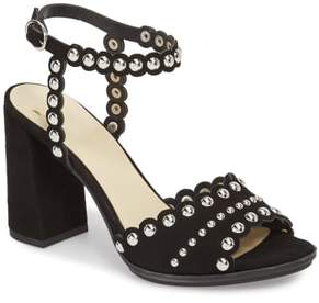 Butter Shoes Shoes Hetty Studded Ankle Strap Sandal