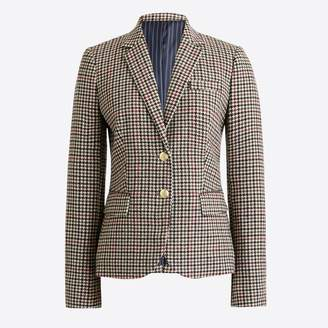J.Crew Factory Patterned schoolboy blazer