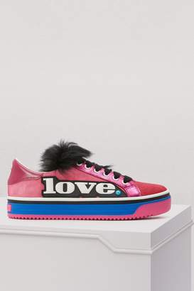 Marc Jacobs Love Empire sneaker