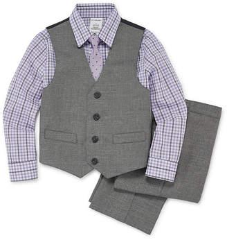 Van Heusen 4-pc. Suit Set Toddler Boy