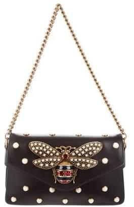 Gucci 2017 Broadway Leather Mini Bag