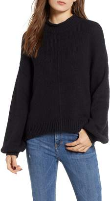 BP Balloon Sleeve Sweater