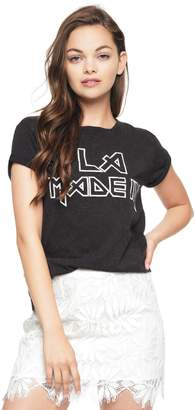 Juicy Couture LA Made in Rock Graphic Tee