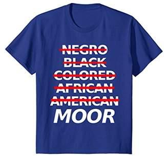 "American Apparel Moorish Moor "" Tee Shirt - Official"