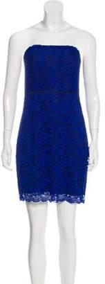 Diane von Furstenberg Walker Lace Dress blue Walker Lace Dress