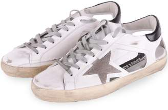 Golden Goose Superstar Sandal Leather Sneakers