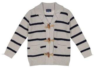 Andy & Evan Stripe Toggle Cardigan