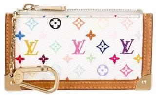 Louis Vuitton Multicolore Key Pouch