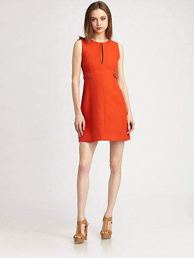 Diane von Furstenberg Evette Cotton Dress