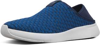 FitFlop Stretchweave Low-Top Slip-On Sneakers