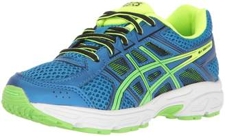 Asics Boy's Asics, Gel Contend 4 GS Running Sneakers BLUE GREEN M