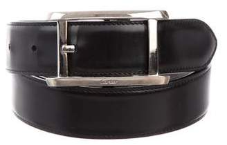 Cartier Reversible Leather Belt