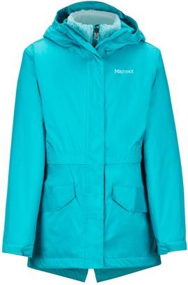 Marmot Girls' Precip Eco Component 3-in-1 Jacket