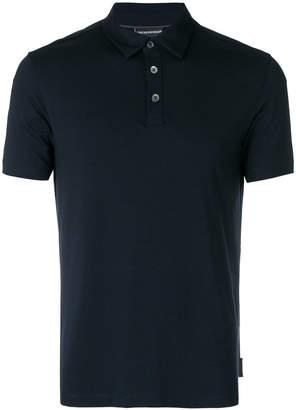 Emporio Armani casual button polo shirt