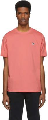 Paul Smith Pink Zebra T-Shirt