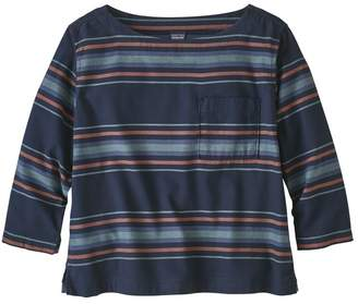 Patagonia Women's Catbells 3/4-Sleeved Top