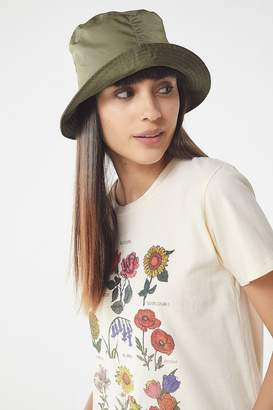 Urban Outfitters Nylon Bucket Hat
