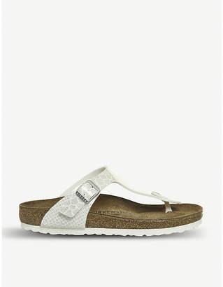 Birkenstock Gizeh birko-flor thong sandals