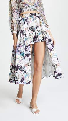 Tata-Naka Tata Naka Skirted Shorts