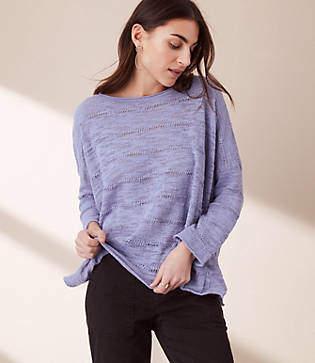 Lou & Grey Stitch Sweater