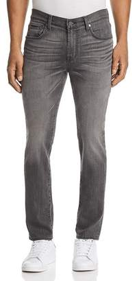 7 For All Mankind Adrien Slim Fit Jeans in Sabotage Gray