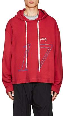 A-Cold-Wall* Men's Cotton Terry Hoodie