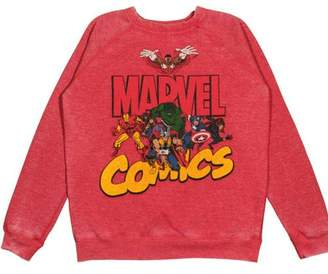 Marvel Comics Marvel Juniors' Long Sleeve Sweatshirt
