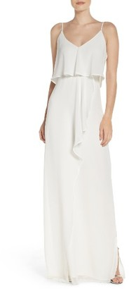 Women's Laundry By Shellie Segal Chiffon Popover Slipdress $195 thestylecure.com