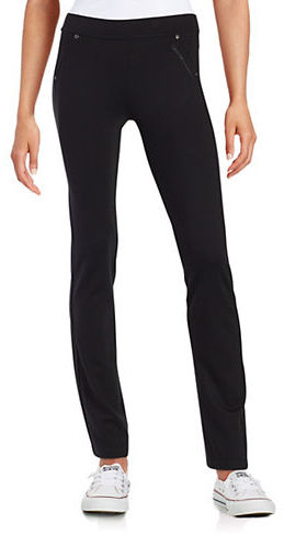 Calvin Klein Performance Straight-Leg Performance Leggings