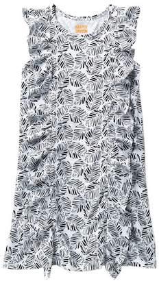 Harper Canyon Ruffle A-Line Dress (Little Girls)