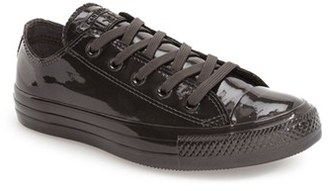 Women's Converse Chuck Taylor All Star Metallic Water Repellent Low Top Sneaker $69.95 thestylecure.com
